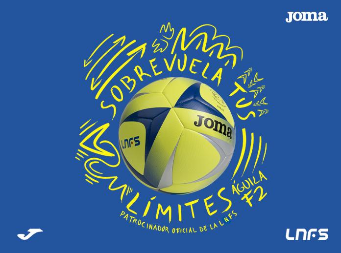c87c0bb29cc0e8 Joma presents the new Official Ball of the Spanish National Futsal League